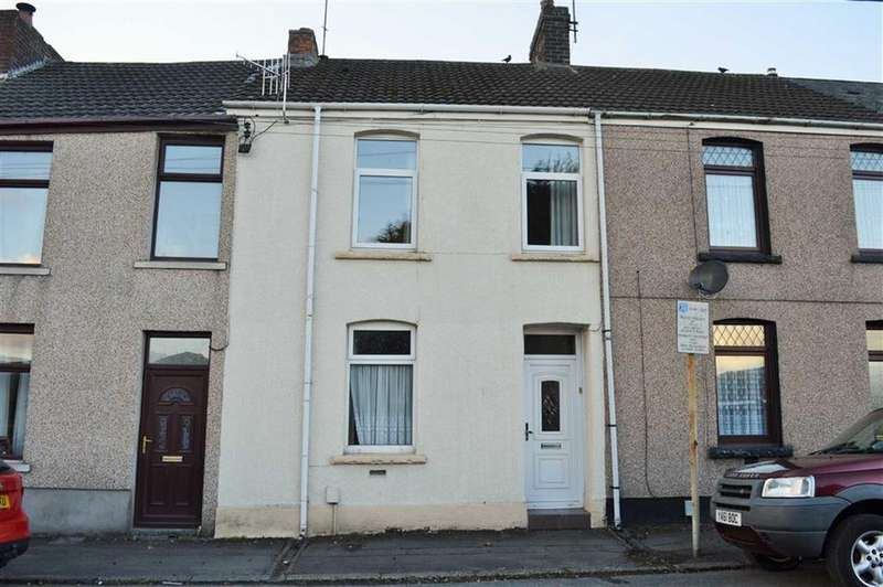 3 Bedrooms Terraced House for sale in Cecil Road, Swansea, SA4