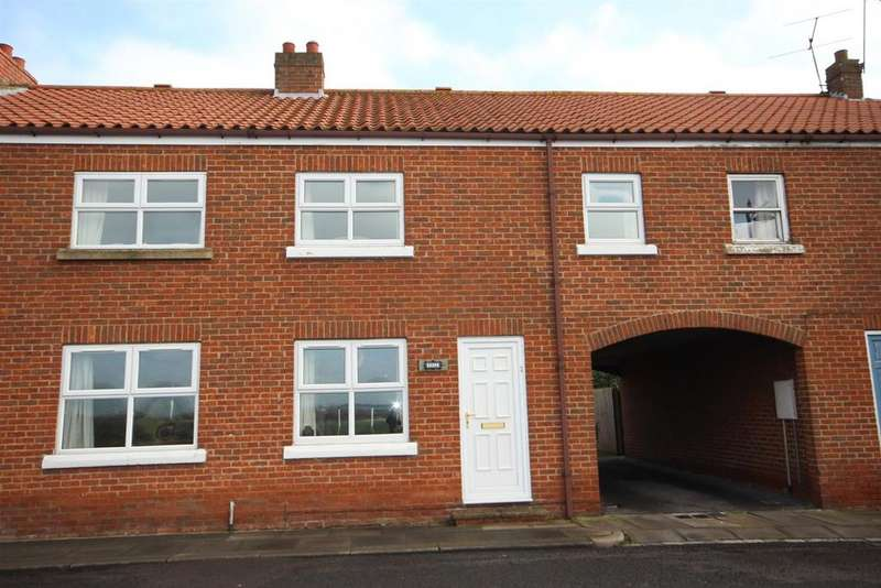3 Bedrooms Terraced House for sale in High Street, Greatham, Hartlepool