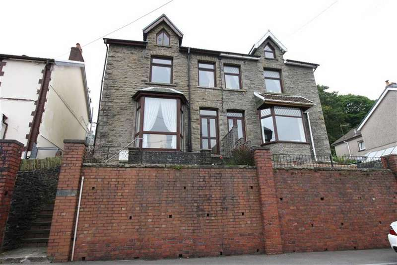 4 Bedrooms Semi Detached House for sale in Hamilton Street, Mountain Ash, Mid Glamorgan