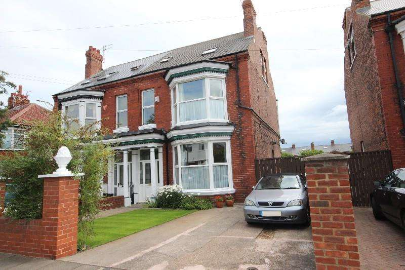 7 Bedrooms Semi Detached House for sale in Eldon Grove, Hartlepool