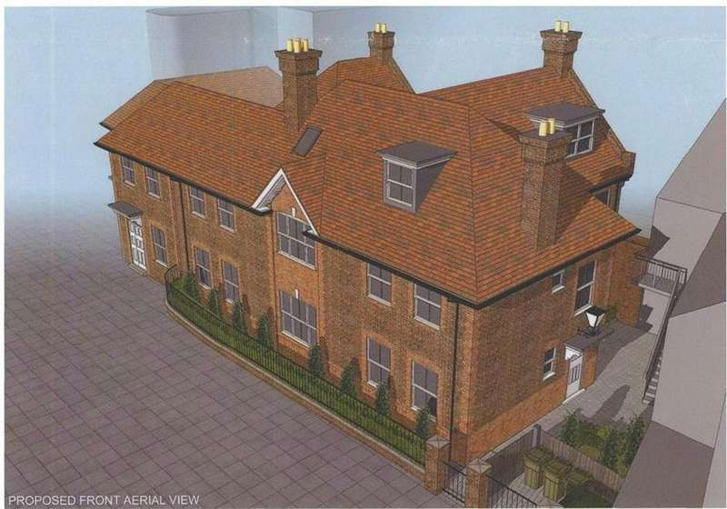 2 Bedrooms Flat for sale in Willow House, Old Hatfield, Hertfordshire