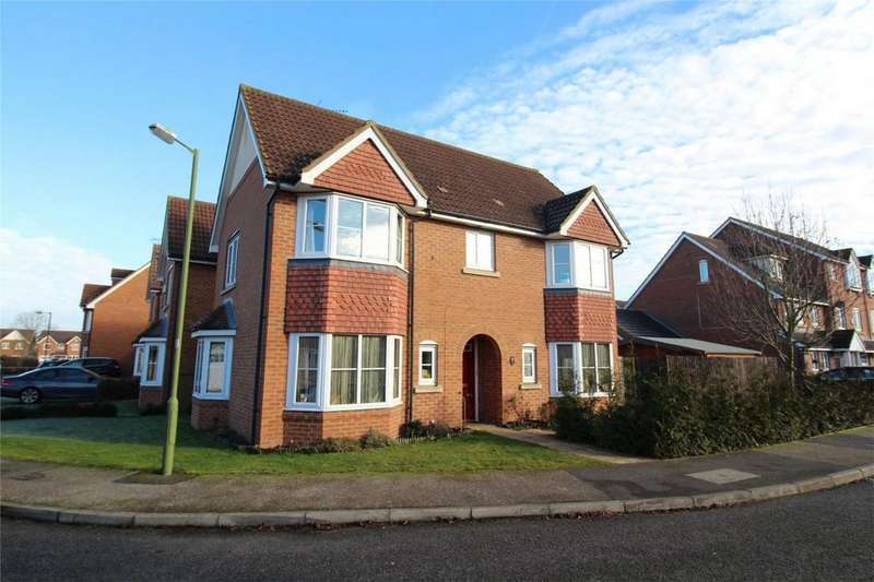 4 Bedrooms Detached House for sale in Daffodil Close, Hatfield, Hertfordshire