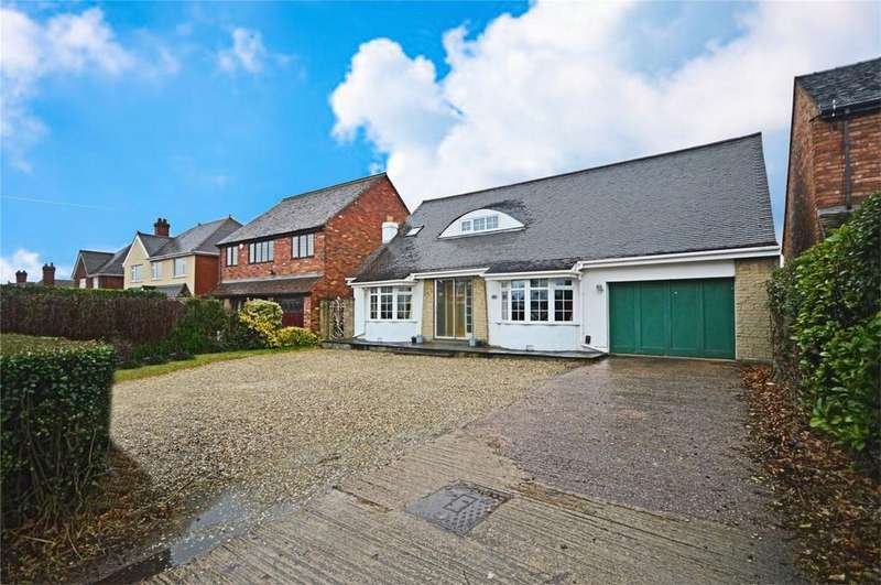 4 Bedrooms Detached House for sale in Highfields Road, Chasetown, Staffordshire
