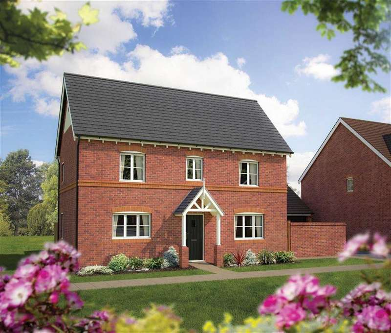 4 Bedrooms Detached House for sale in Honeyvale Gardens, Moulton
