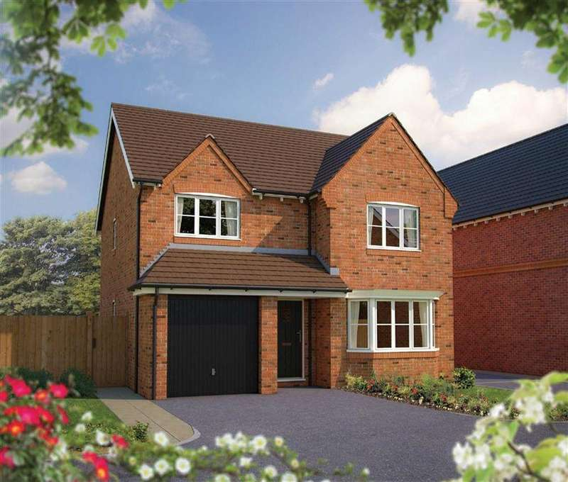 4 Bedrooms Detached House for sale in Honeyvale Garden, Moulton