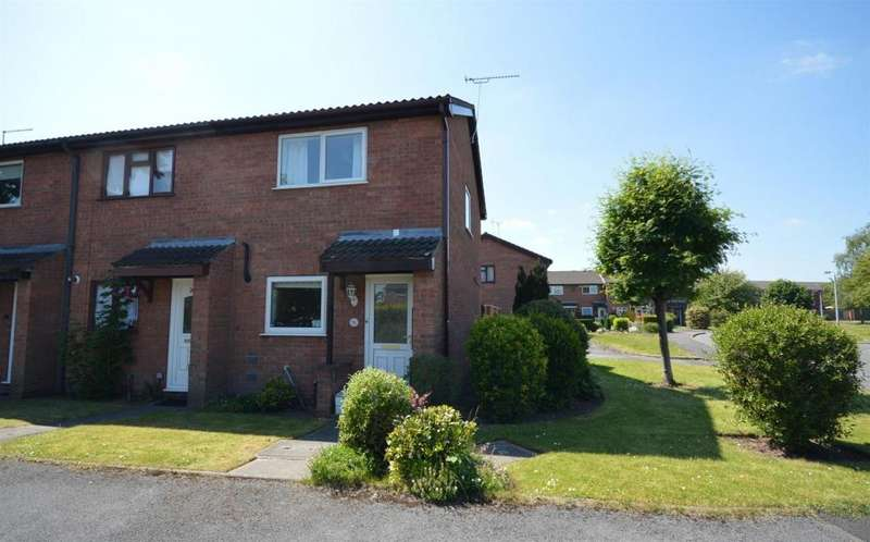 2 Bedrooms Terraced House for sale in Randle Bennett Close, Elworth