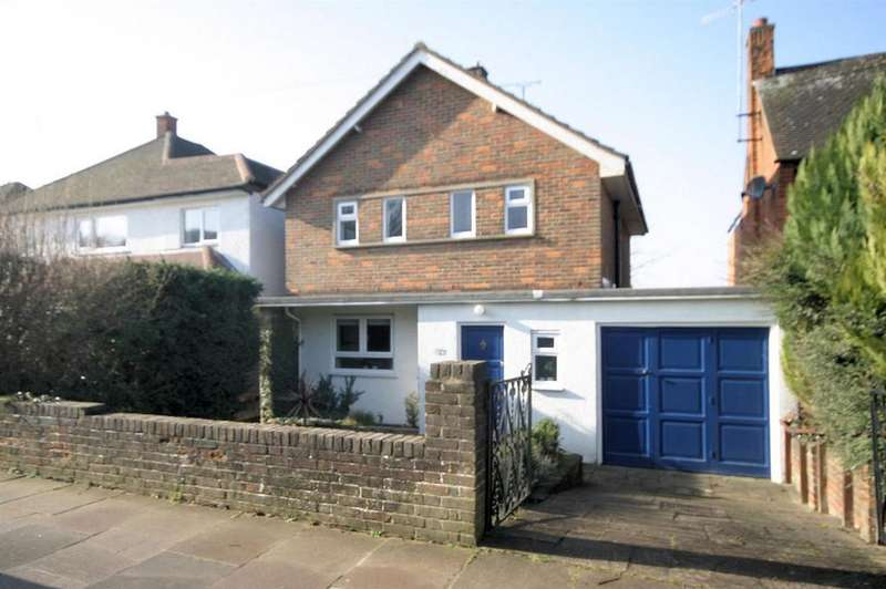 3 Bedrooms Detached House for sale in Bushmead Catchment
