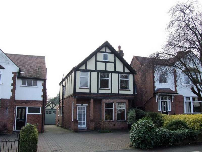 3 Bedrooms Detached House for sale in Davenport Avenue, Hessle, East Yorkshire, HU13