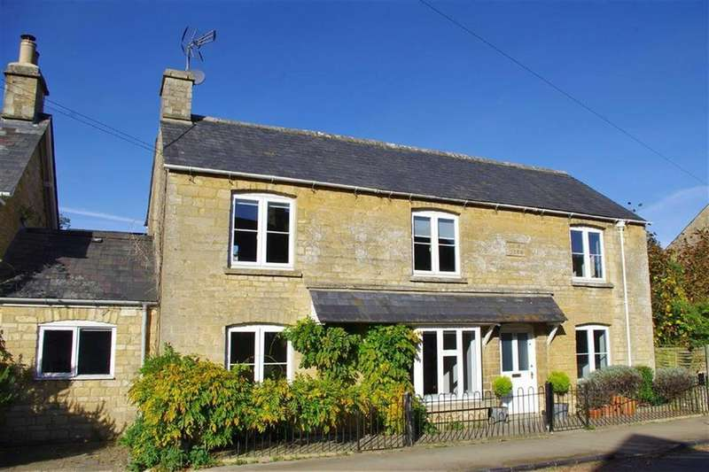 5 Bedrooms Detached House for sale in High Street, Milton-under-Wychwood, Oxfordshire