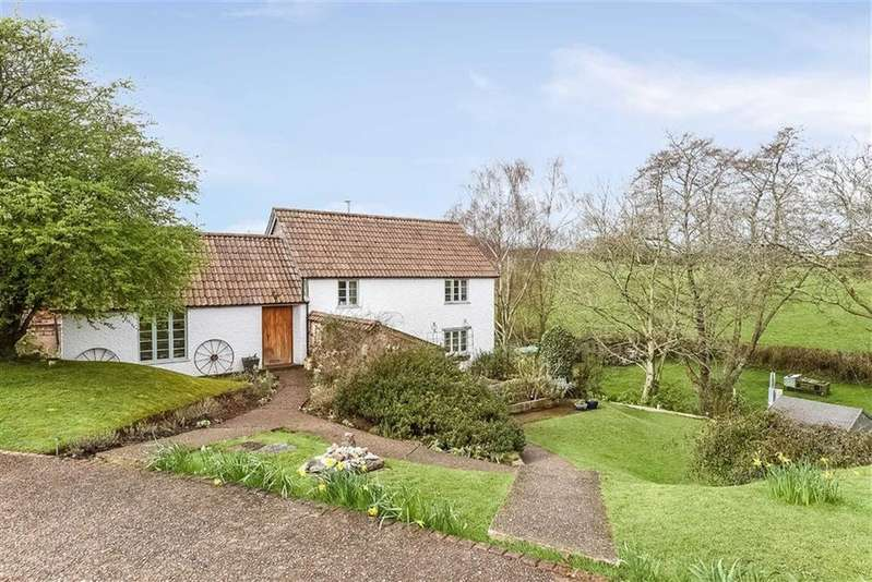 5 Bedrooms Detached House for sale in Twinell Lane, Spaxton, Bridgwater, Somerset, TA5