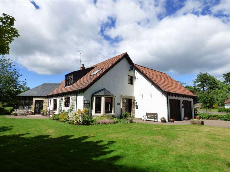 4 Bedrooms Detached House for sale in Pitlair Park, Bow Of Fife, Fife