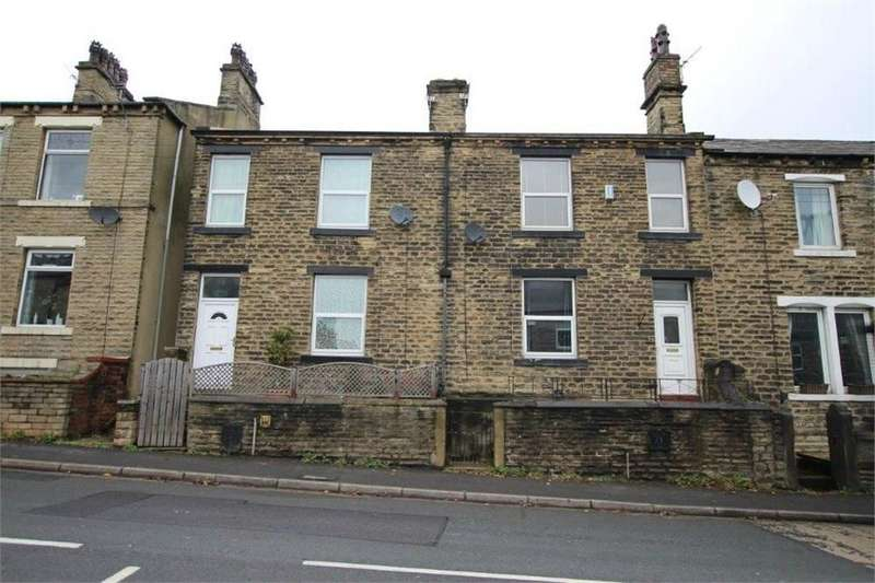 2 Bedrooms Terraced House for sale in St Peg Lane, CLECKHEATON, West Yorkshire