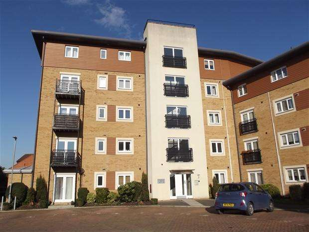 2 Bedrooms Apartment Flat for sale in Apt 3, 5 Manley Gardens Bridgwater TA6