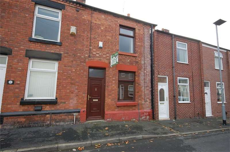 2 Bedrooms Terraced House for sale in Creswell Street, Newtown, ST HELENS, Merseyside