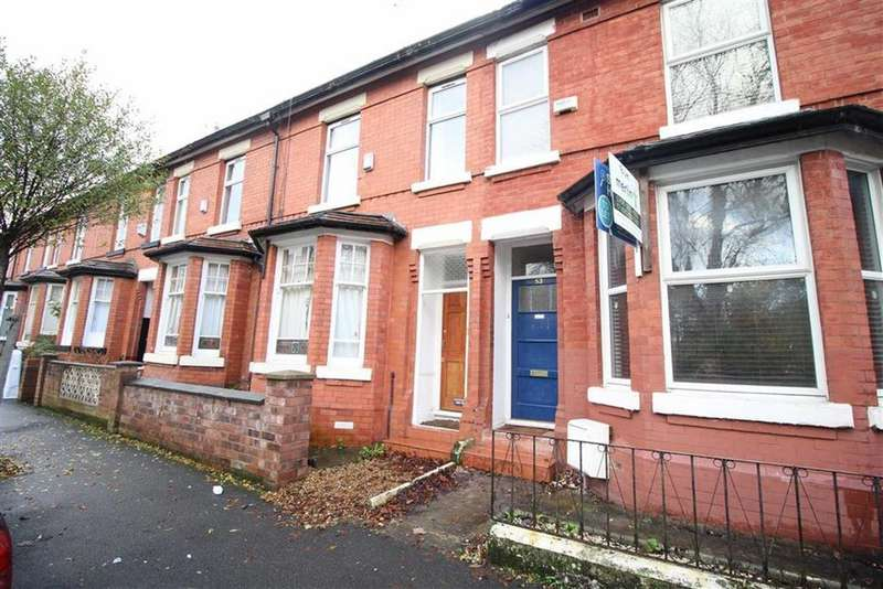 5 Bedrooms House Share for rent in Mabfield Road, Manchester