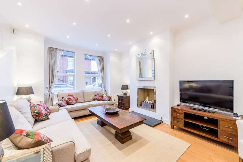 3 Bedrooms Terraced House for sale in Oxford Gardens, Chiswick, London, W4 3BW