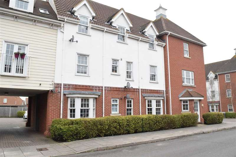 2 Bedrooms Apartment Flat for sale in Burnell Gate, Chelmsford