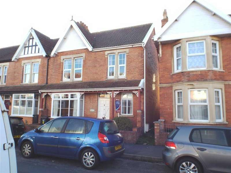 4 Bedrooms End Of Terrace House for sale in Dunstan Road, Burnham On Sea
