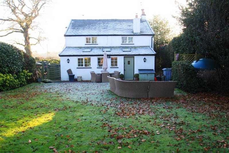 3 Bedrooms Detached House for sale in Chelford Road, Nether Alderley