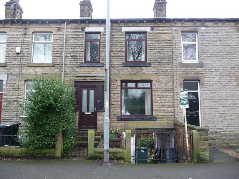 2 Bedrooms Terraced House for sale in Leeds Road