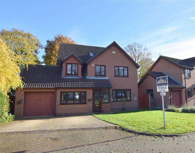 6 Bedrooms Detached House for sale in Bracken Park, Scartho, North East Lincolnshire