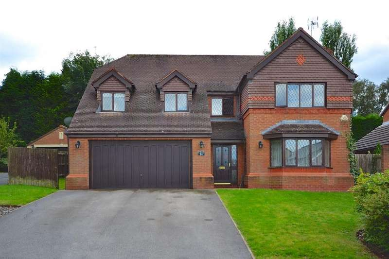 4 Bedrooms Detached House for sale in Wike Ridge Mews, Alwoodley