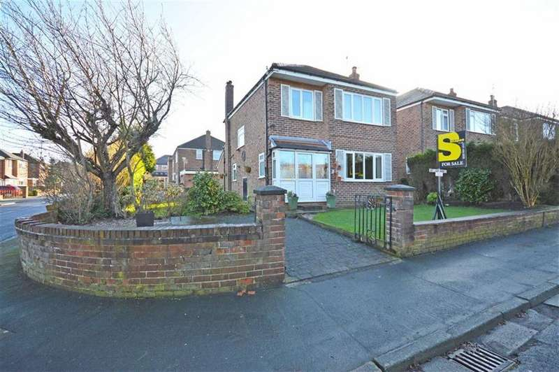 3 Bedrooms Detached House for sale in Eyam Road, Hazel Grove, Cheshire