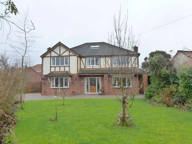 4 Bedrooms Detached House for sale in Primrose Lane, Tetney
