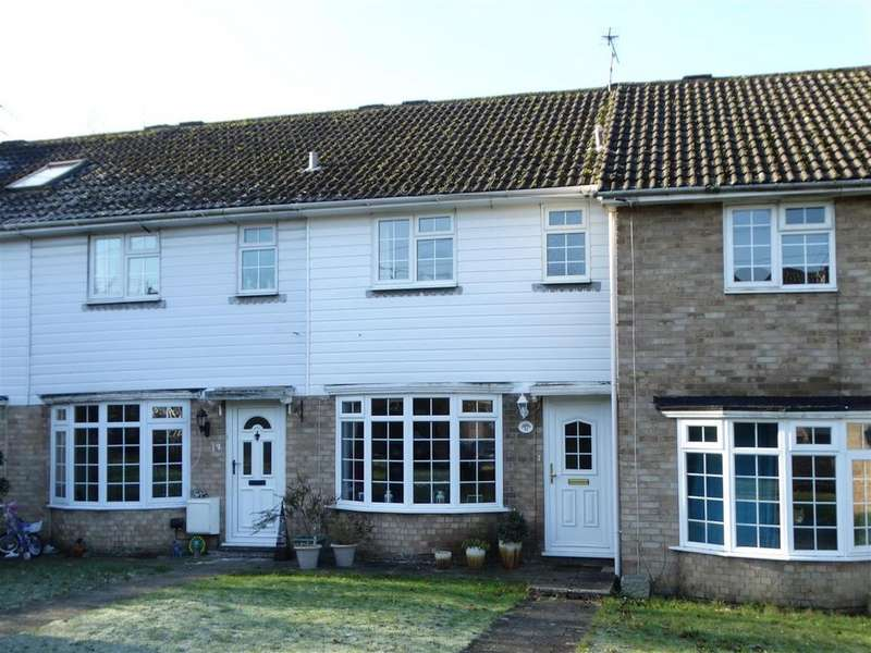 3 Bedrooms Terraced House for sale in Cleveland Gardens, Burgess Hill