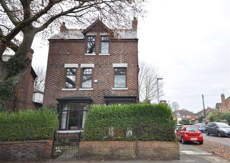 5 Bedrooms Detached House for sale in Fog Lane, Didsbury, Manchester, M20