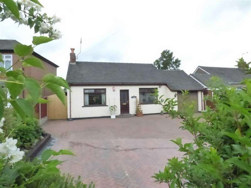 3 Bedrooms Detached Bungalow for sale in Elsmoor, Hammersley Hayes Road, Cheadle