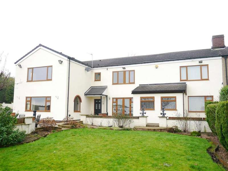 4 Bedrooms Country House Character Property for sale in 44 Oakwell Road, Drighlington
