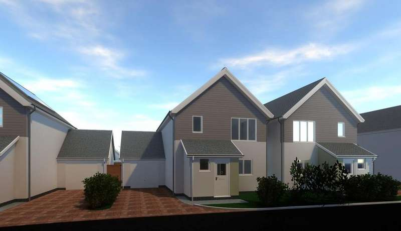 3 Bedrooms Detached House for sale in The Lawns, Mount Sandford Green, Barnstaple
