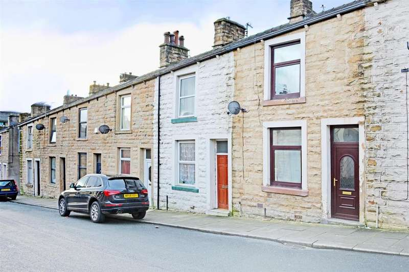 2 Bedrooms Terraced House for sale in Ingham Street, Burnley, Padiham