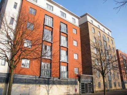 1 Bedroom Flat for sale in The Granary, Magretian Place, Lloyd George Avenue, Cardiff