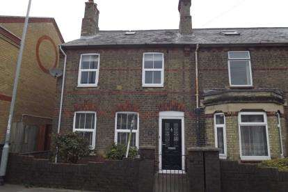 4 Bedrooms End Of Terrace House for sale in Bedford Street, St. Neots, Cambridgeshire