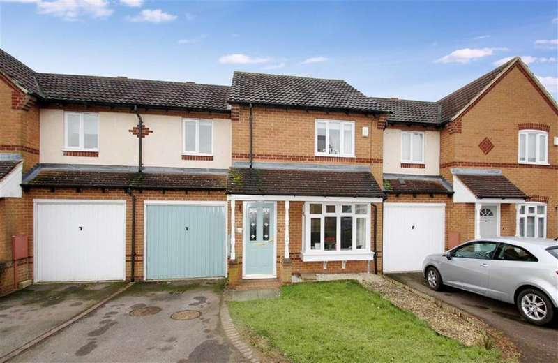 3 Bedrooms Terraced House for sale in 49, Swallow Close, Brackley