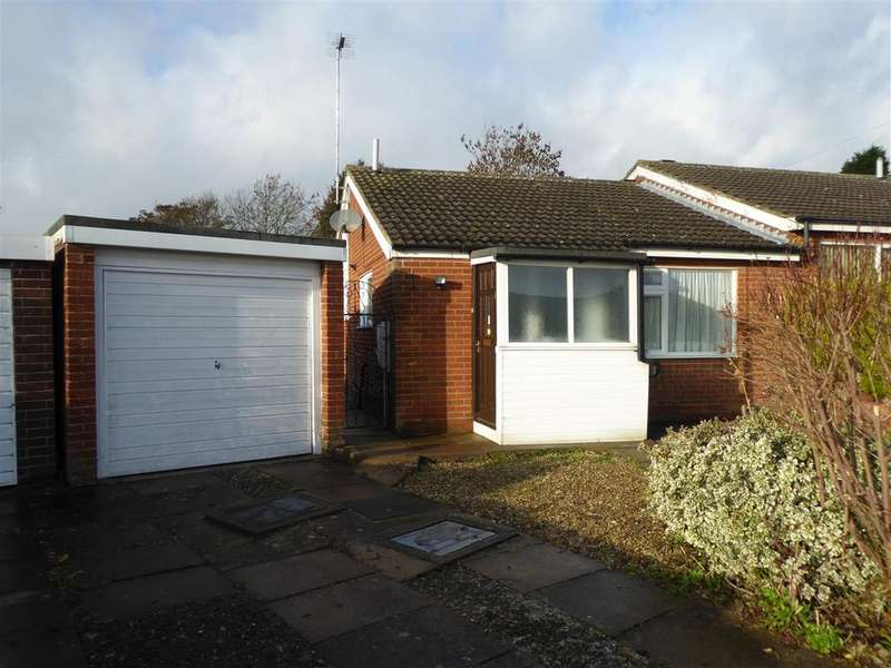 2 Bedrooms Bungalow for sale in Shackleton Close, Rothwell, Kettering