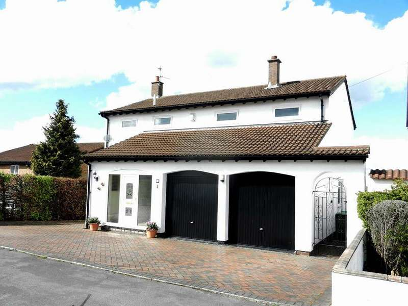 4 Bedrooms Detached House for sale in Glyn Avenue, Wrexham