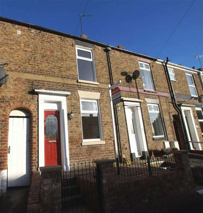 3 Bedrooms Terraced House for sale in Eastgate North, Driffield, East Yorkshire