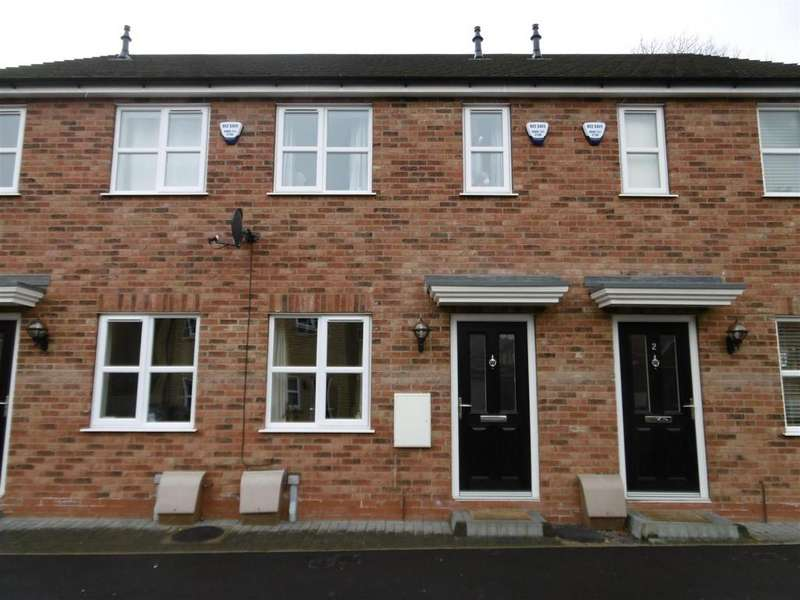 2 Bedrooms Mews House for sale in Pine Walk, Cleethorpes