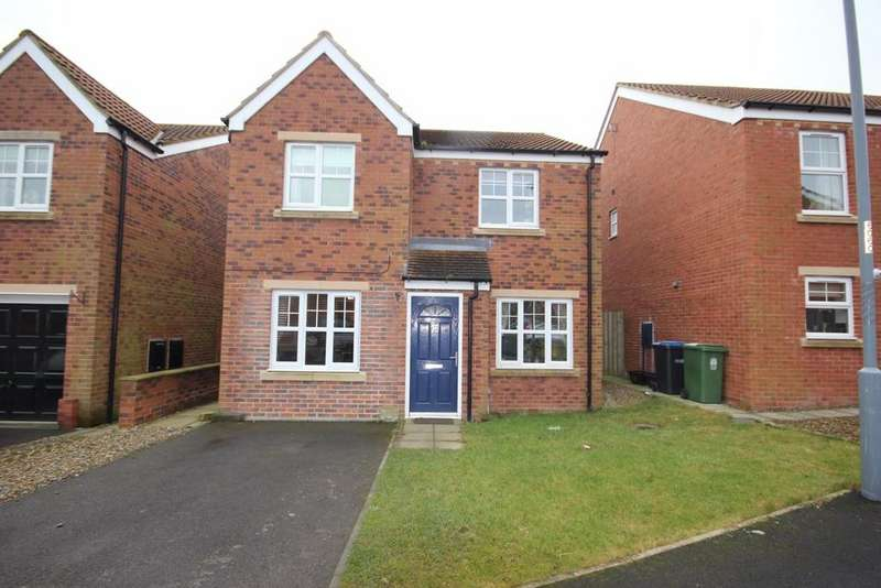 3 Bedrooms House for sale in Murphy Close, Crook