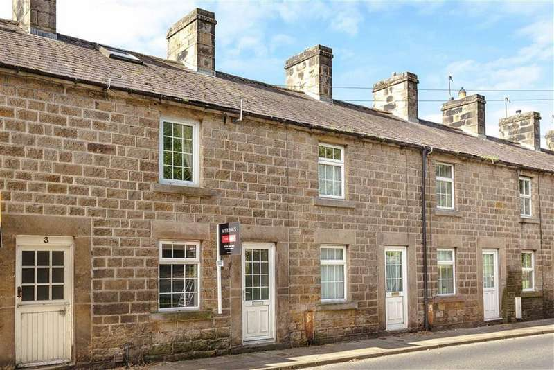 2 Bedrooms Terraced House for sale in High Row, Summerbridge, North Yorkshire