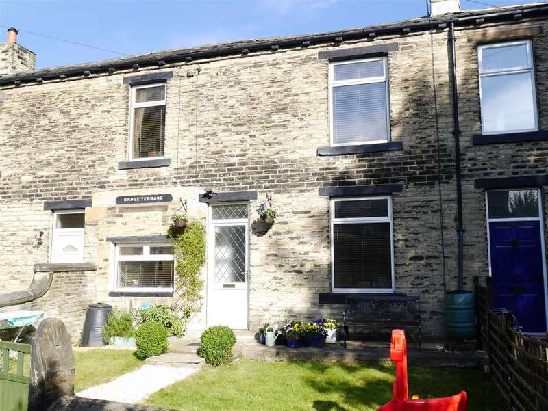2 Bedrooms Terraced House for sale in Grove Terrace, Birkenshaw, BD11 2LY