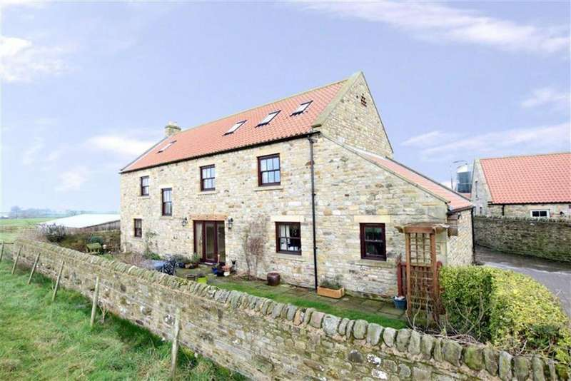 5 Bedrooms Detached House for sale in High Row, Caldwell, North Yorkshire