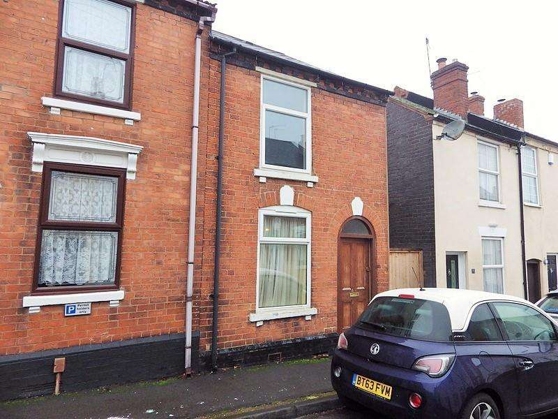 2 Bedrooms End Of Terrace House for sale in Bloomfield Street North, Halesowen