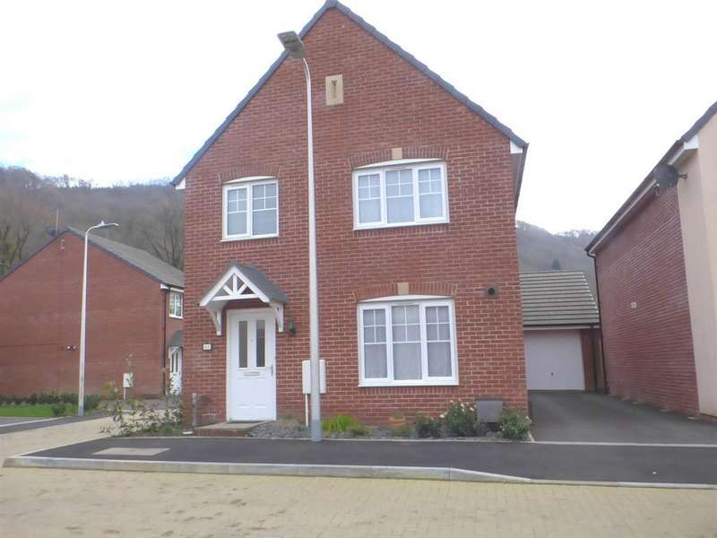 4 Bedrooms Detached House for sale in Golwyg y mynydd, Godregraig, Swansea