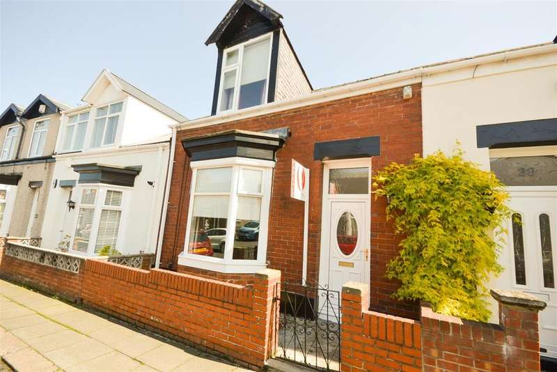 3 Bedrooms Terraced House for sale in Hawarden Crescent, High Barnes, Sunderland