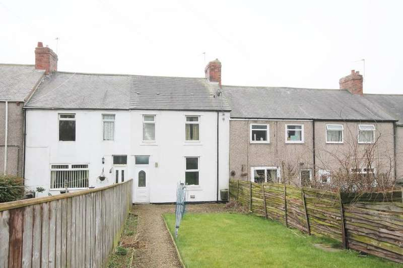3 Bedrooms Terraced House for sale in Salvin Terrace, Fishburn