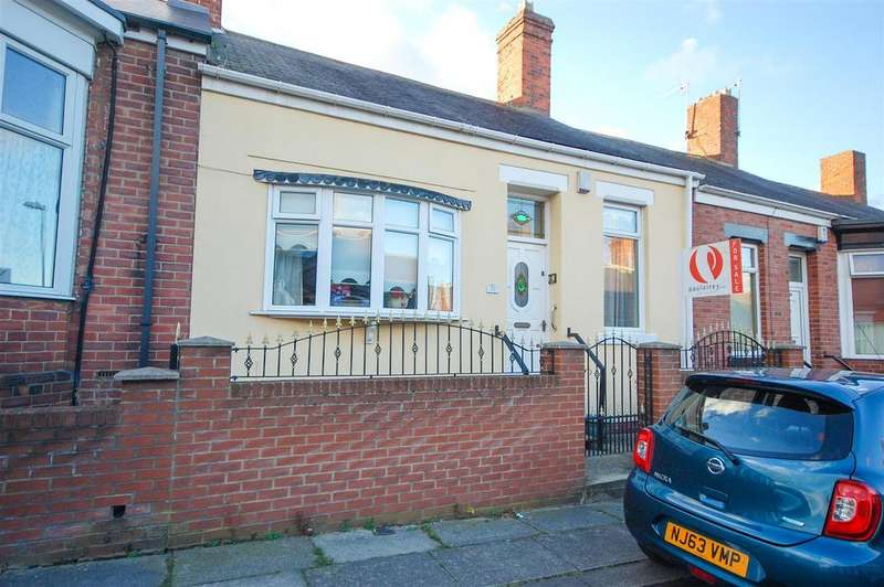 2 Bedrooms Cottage House for sale in Guisborough Street,High Barnes ,Sunderland
